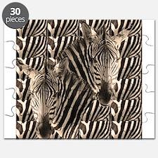 Optial Illusion Zebra Puzzle