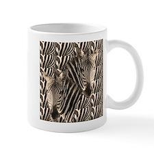 Optial Illusion Zebra Mugs