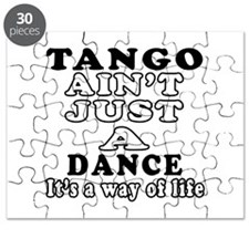 Tango Not Just A Dance Puzzle