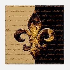 New Orleans Memories Tile Coaster