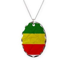 Rasta Flag Necklace