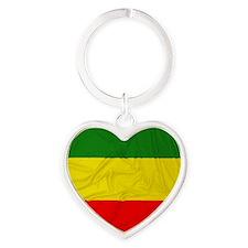 Rasta Flag Keychains