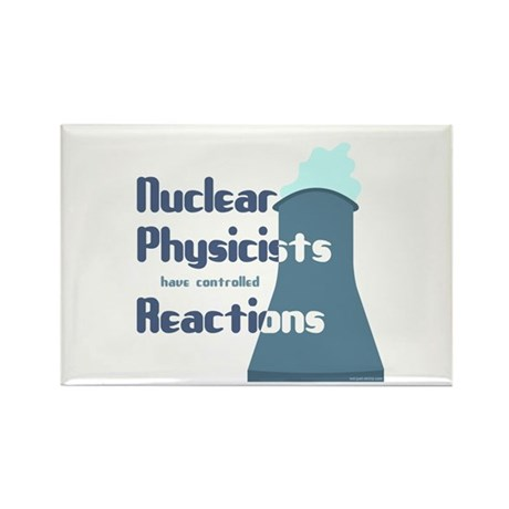 Nuclear Physicist Rectangle Magnet (100 pack)