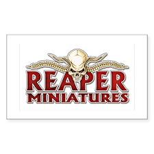 Reaper Logo Rectangle Decal