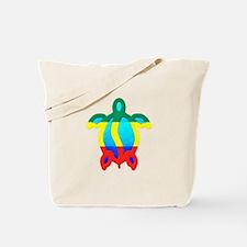 Rasta Honu Tote Bag