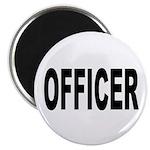 Officer Magnet