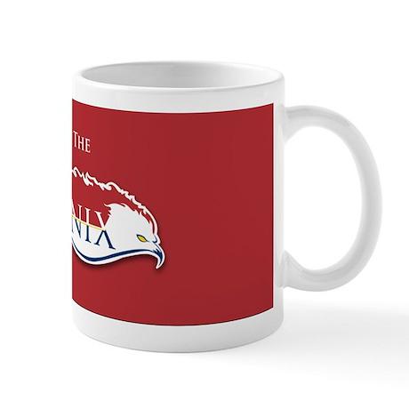 I Flew The Phoenix Mug