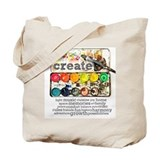 Artist Canvas Totes