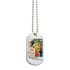 Create Something Dog Tag