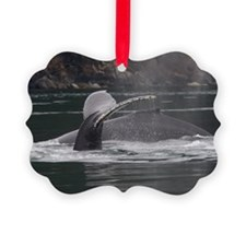 whales Ornament