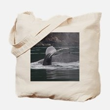 whales Tote Bag