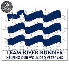 TRR logo Puzzle