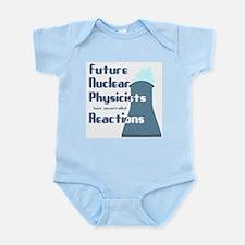 Future Nuclear Physicist Infant Bodysuit
