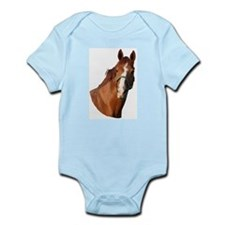 """Warmblood 2"" Infant Bodysuit"