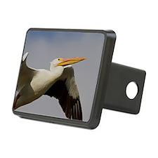 White Pelican Departure Hitch Cover