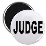 Judge Magnet