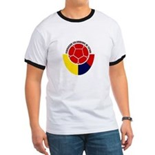Organic Cotton Colombian Soccer Tee T-Shirt
