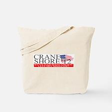 Denny Crane for President Tote Bag
