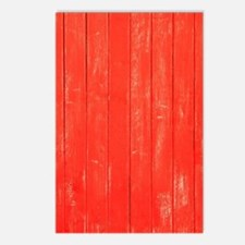 Wood plank Postcards (Package of 8)