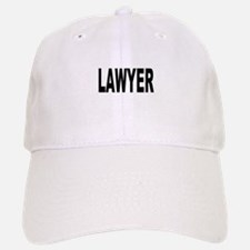 Lawyer Baseball Baseball Cap