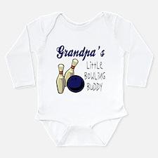 Grandpa's Bowling Buddy Body Suit