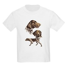 German Shorthaired pointer Kids T-Shirt