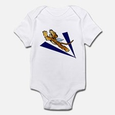 The Flying Tigers Infant Bodysuit