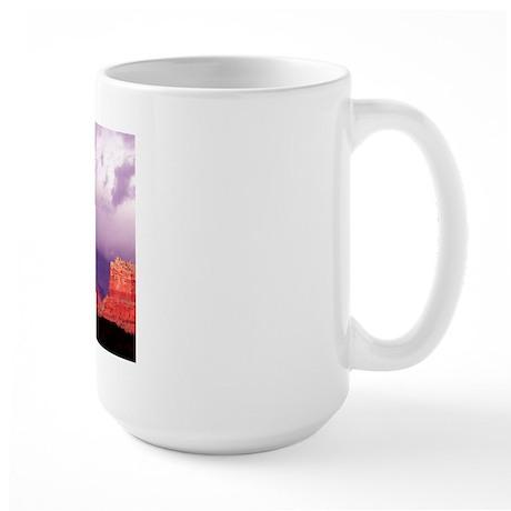 Sedona Mountain Magic Large Mug
