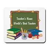 Teacher Classic Mousepad
