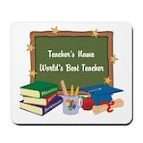 Teacher Mouse Pads