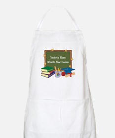 Personalized Teacher Apron