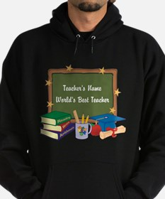 Personalized Teacher Hoodie