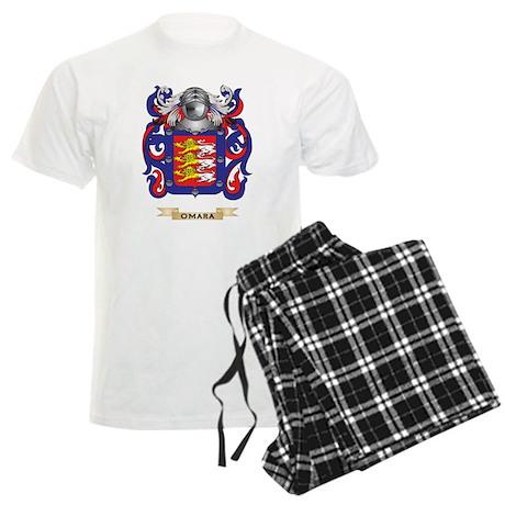 O'Mara Coat of Arms (Family Crest) Pajamas
