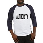 Authority (Front) Baseball Jersey