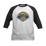 Alhambra Police Kids Baseball Jersey