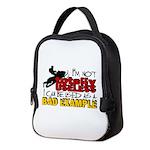 Not Totally Useless - Snowmobil Neoprene Lunch Bag