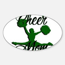 cheer mom 2 Decal