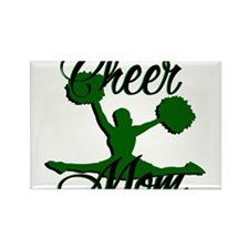 cheer mom 2 Magnets