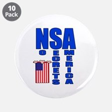 "NSA 3.5"" Button (10 pack)"