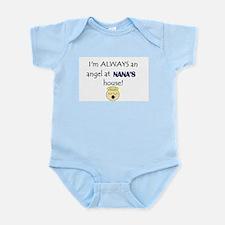 Always an Angel at Nana's Infant Bodysuit