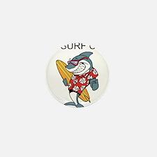 Surf City Mini Button