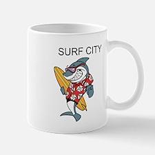 Surf City Mugs