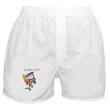 Surf City Boxer Shorts