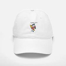 Surf City Baseball Baseball Baseball Cap