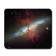 Starburst Galaxy Mousepad