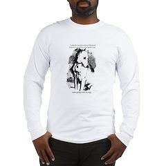 Long Sleeve T-Shirt -GRIN LOGO