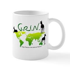 GRIN_logo_8x10 Mugs