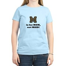 M is for MOM T-Shirt