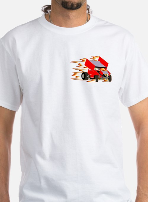 Fired Up Winged Sprint Shirt