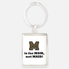 M is for MOM Keychains